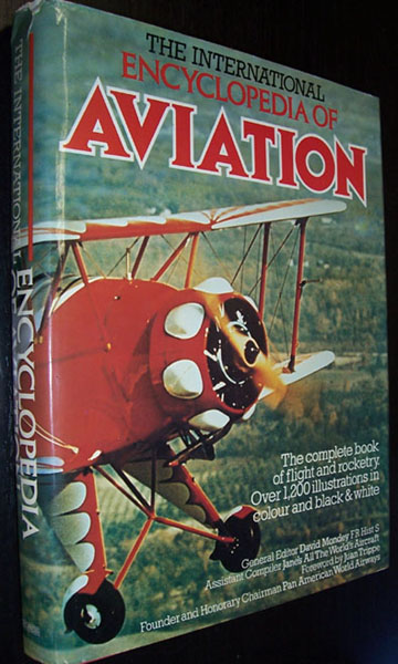 Image for International Encyclopedia of Aviation, The