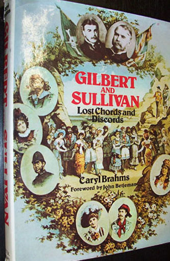 Image for Gilbert and Sullivan: Lost Chords and Discords