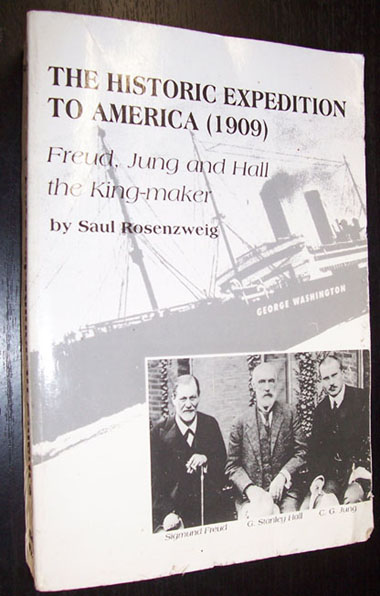 Historic Expedition to America, The (1909): Freud, Jung and Hall the King-maker