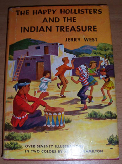 Image for Happy Hollisters and the Indian Treasure, The