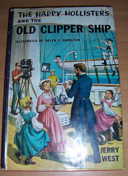 Image for Happy Hollisters and the Old Clipper Ship, The