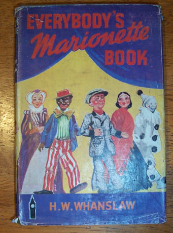 Image for Everybody's Marionette Book