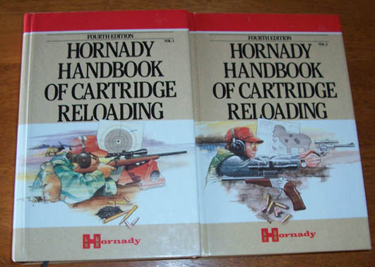 Image for Hornady Handbook of Cartridge Reloading: Rifle-Pistol (Vol 1 & 2)
