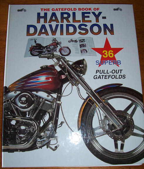 Image for Gatefold Book of Harley-Davidson, The