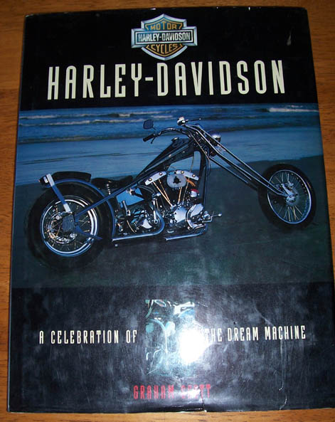 Image for Harley-Davidson: A Celebration of the Dream Machine