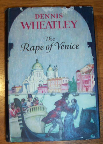 Image for Rape of Venice, The