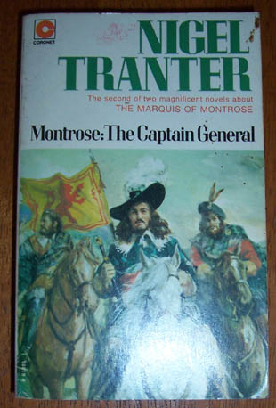 Image for Montrose: The Captain General