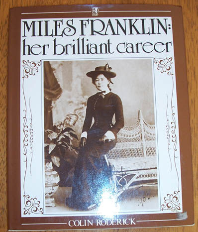 Image for Miles Franklin: Her Brilliant Career