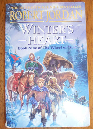 Image for Winter's Heart: The Wheel of Time (Book 9)