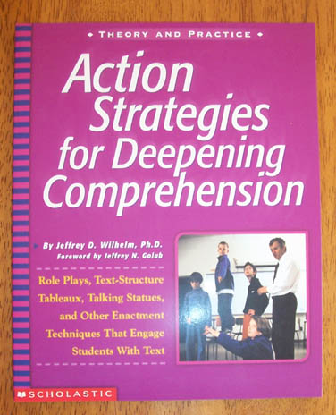 Image for Action Strategies for Deepening Comprehension