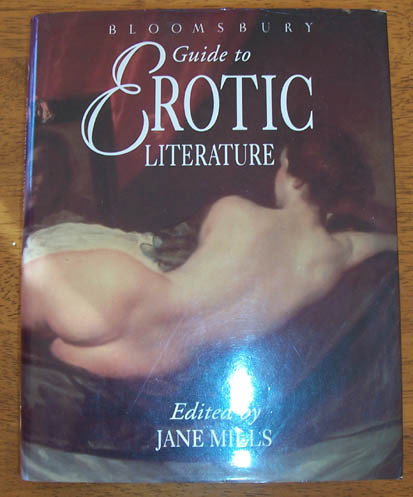 Image for Bloomsbury Guide to Erotic Literature