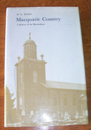 Image for Macquarie Country: A History of the Hawkesbury