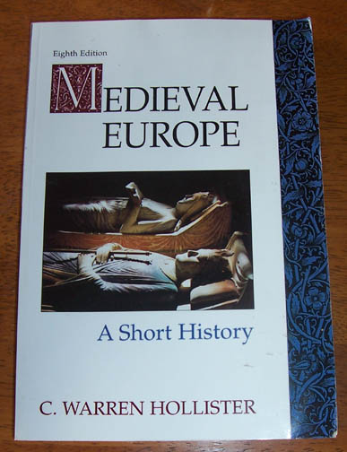 Image for Medieval Europe: A Short History