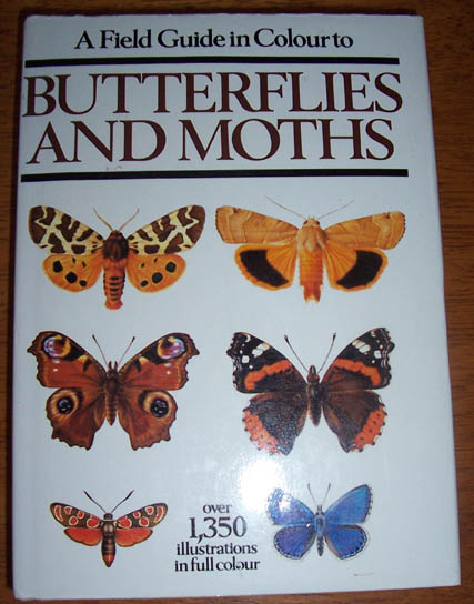 Image for Field Guide in Colour to Butterflies and Moths, A