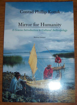 Image for Mirror for Humanity: A Concise Introduction to Cultural Anthropology