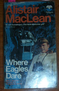Image for Where Eagles Dare