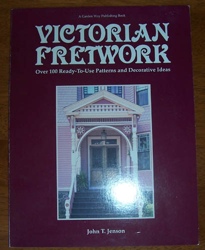 Image for Victorian Fretwork: Over 100 Ready-To-Use Patterns and Decorative Ideas