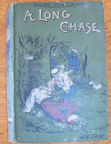 Image for Long Chase, A: A Story of African Adventure