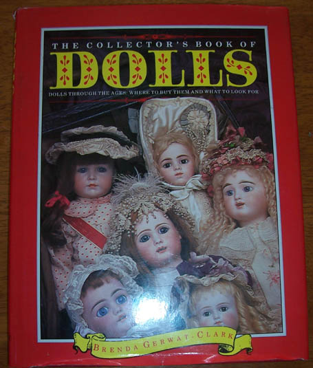 Image for Collector's Book of Dolls, The