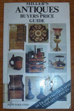 Image for Miller's Antiques Buyers Price Guide