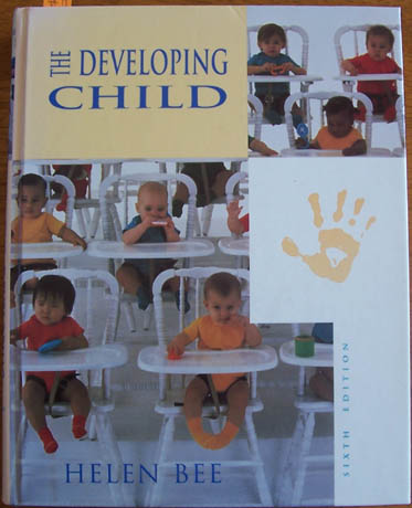 Image for Developing Child, The (6th edition)