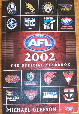 Image for Official AFL Yearbook 2002, The