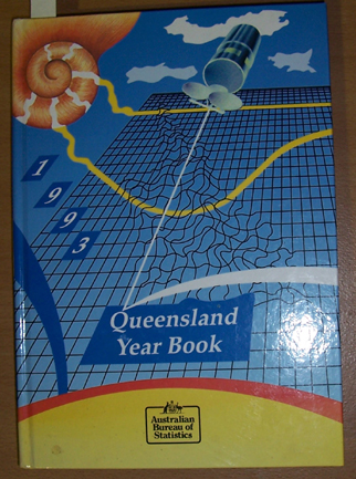 Image for Queensland Year Book 1993
