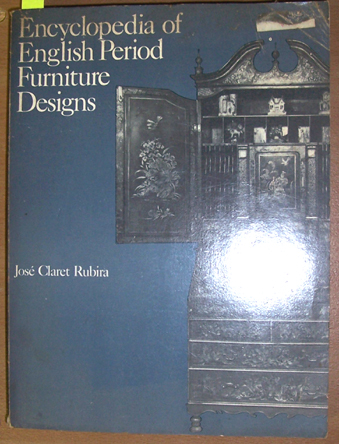 Image for Encyclopedia of English Period Furniture Designs