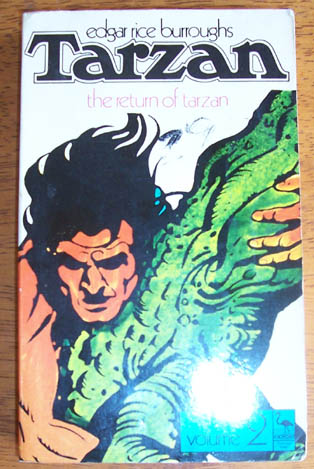 Image for Return of Tarzan, The - Tarzan Volume 2