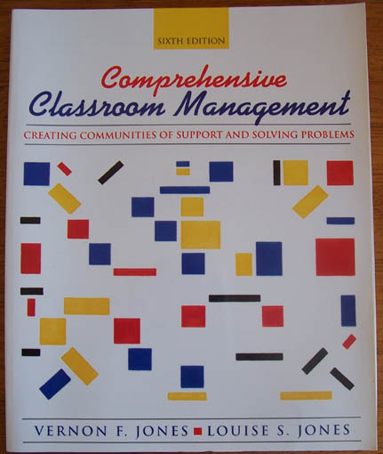 Image for Comprehensive Classroom Management: Creating Communities of Support and Solving Problems