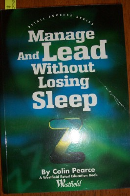 Image for Manage and Lead Without Losing Sleep