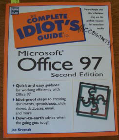 Image for Complete Idiot's Guide to Microsoft Office 97, The