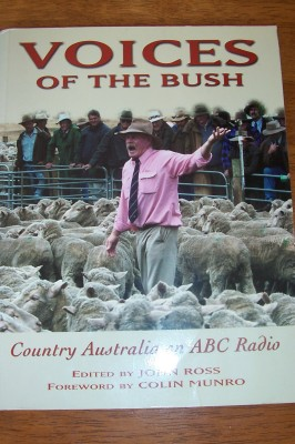 Image for Voices of the Bush: Country Australia on ABC Radio