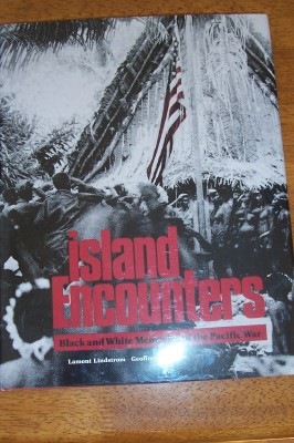 Image for Island Encounters: Black and White Memories of the Pacific War