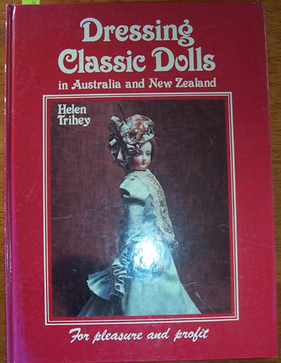 Image for Dressing Classic Dolls in Australia and New Zealand