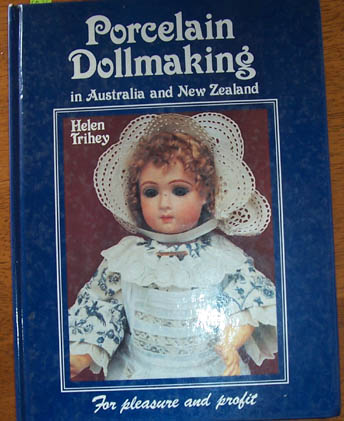Image for Porcelain Dollmaking in Australia and New Zealand