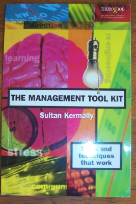 Image for Management Tool Kit, The: Tools and Techniques That Work