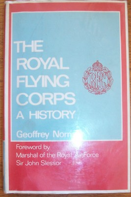 Image for Royal Flying Corps, The: A History
