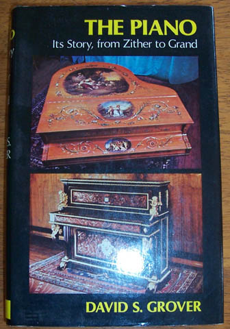 Image for Piano, The: Its Story, from Zither to Grand