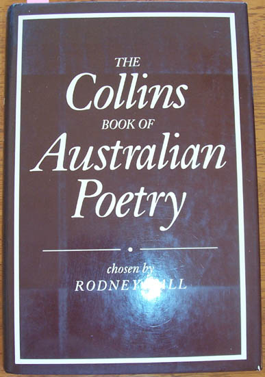 Image for Collins Book of Australian Poetry, The