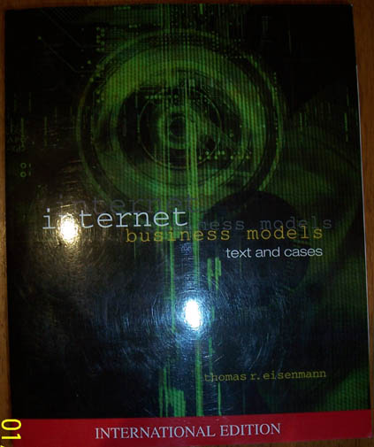 Image for Internet Business Models: Text and Cases (with Original CD)