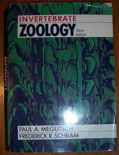 Image for Invertebrate Zoology