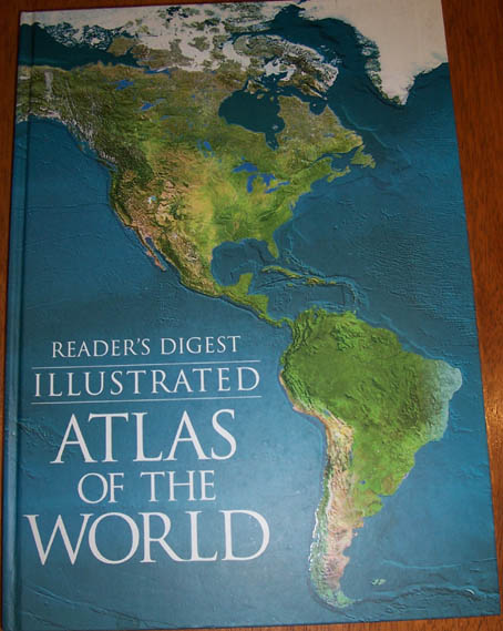 Image for Reader's Digest Illustrated Atlas of the World
