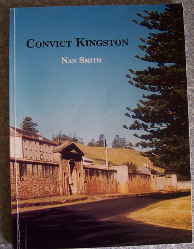 Image for Convict Kingston - A Guide