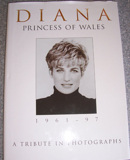Image for Diana: Princess of Wales 1961-97 (A Tribute in Photographs)