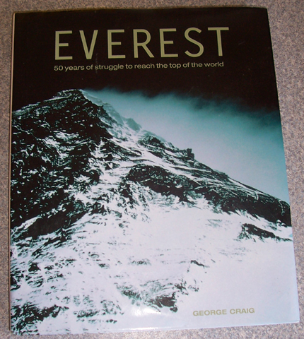 Image for Everest: 50 Years of Struggle to Reach the Top of the World