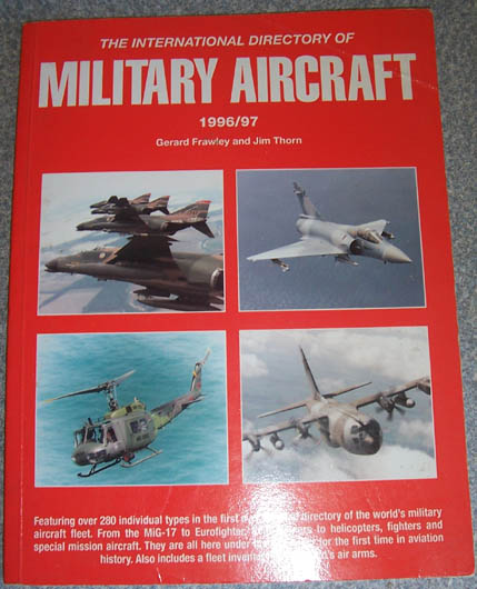 Image for International Directory of Military Aircraft 1996/97, The