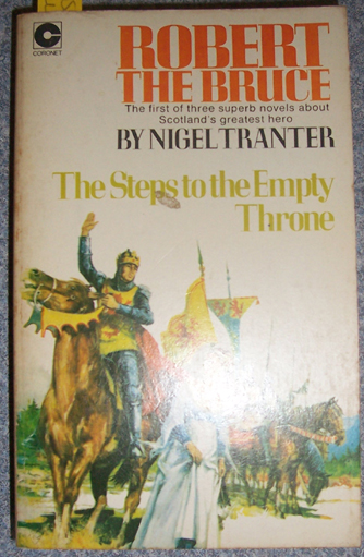 Image for Robert the Bruce: The Steps to the Empty Throne (Book 1)