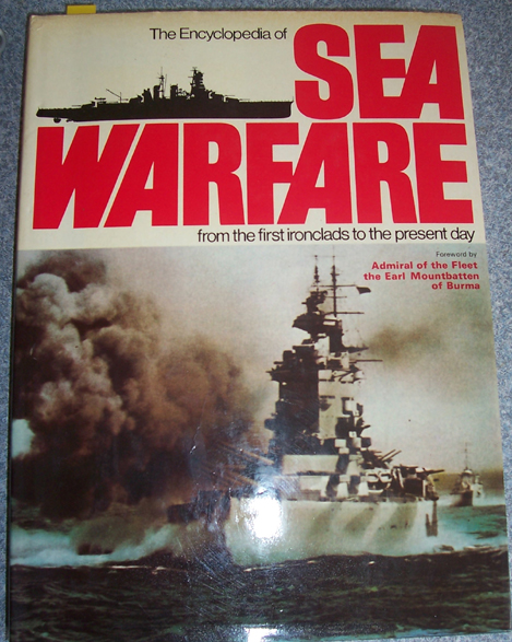 Image for Encyclopedia of Sea Warfare, The: From the First Ironclads to the Present Day
