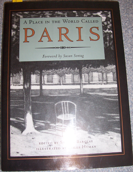 Image for Place in the World Called Paris, A